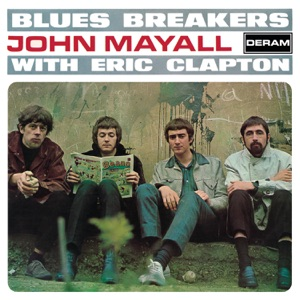 John Mayall & The Bluesbreakers & Eric Clapton - Steppin' Out