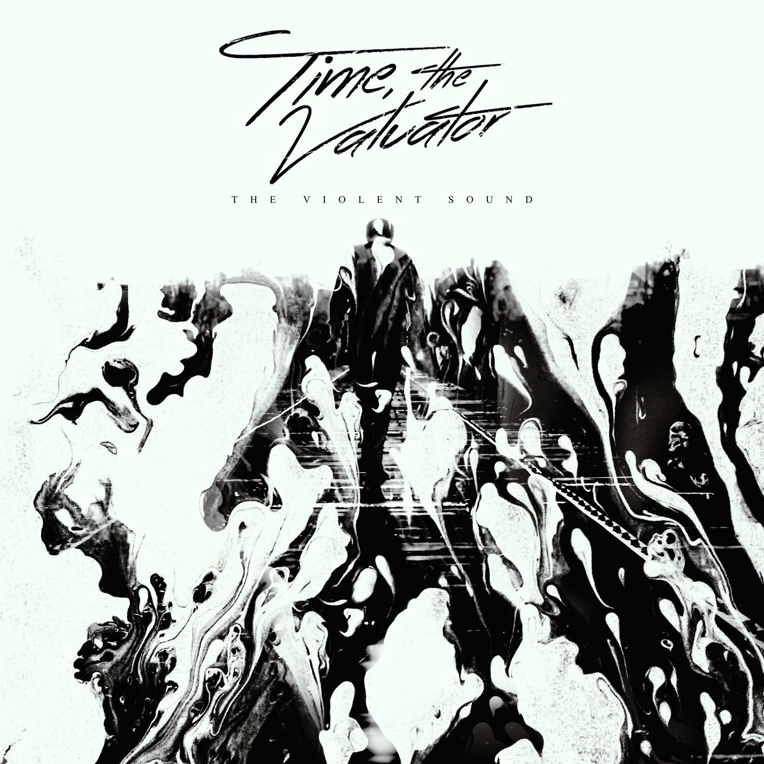 Time, The Valuator - The Violent Sound [single] (2017)