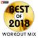 Without Me (Workout Remix 130 BPM) - Power Music Workout