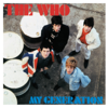 The Who - My Generation artwork