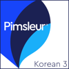 Pimsleur - Pimsleur Korean Level 3: Learn to Speak and Understand Korean with Pimsleur Language Programs (Original Recording)  artwork