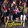 Los Polinesios & RedOne - Festival ilustración
