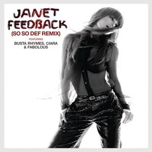 Feedback (So So Def Remix) [feat. Busta Rhymes, Ciara & Fabolous) - Single Mp3 Download