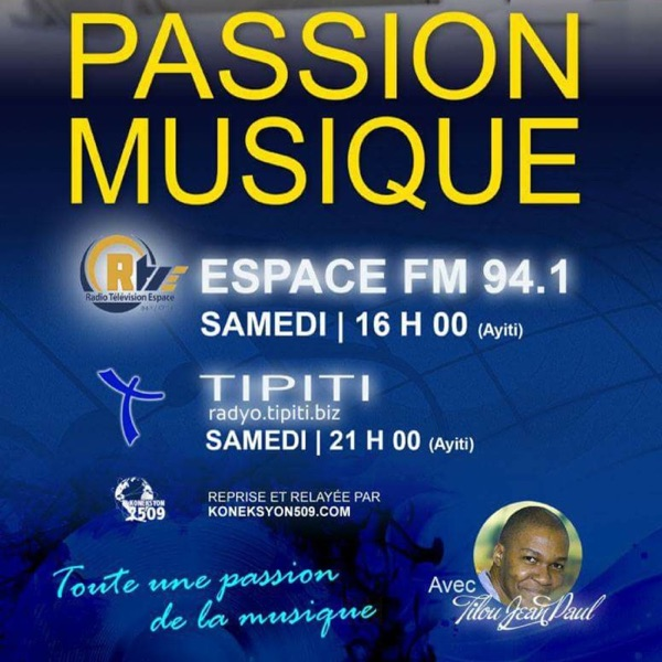 Passion Musique avec TiLou Jean Paul