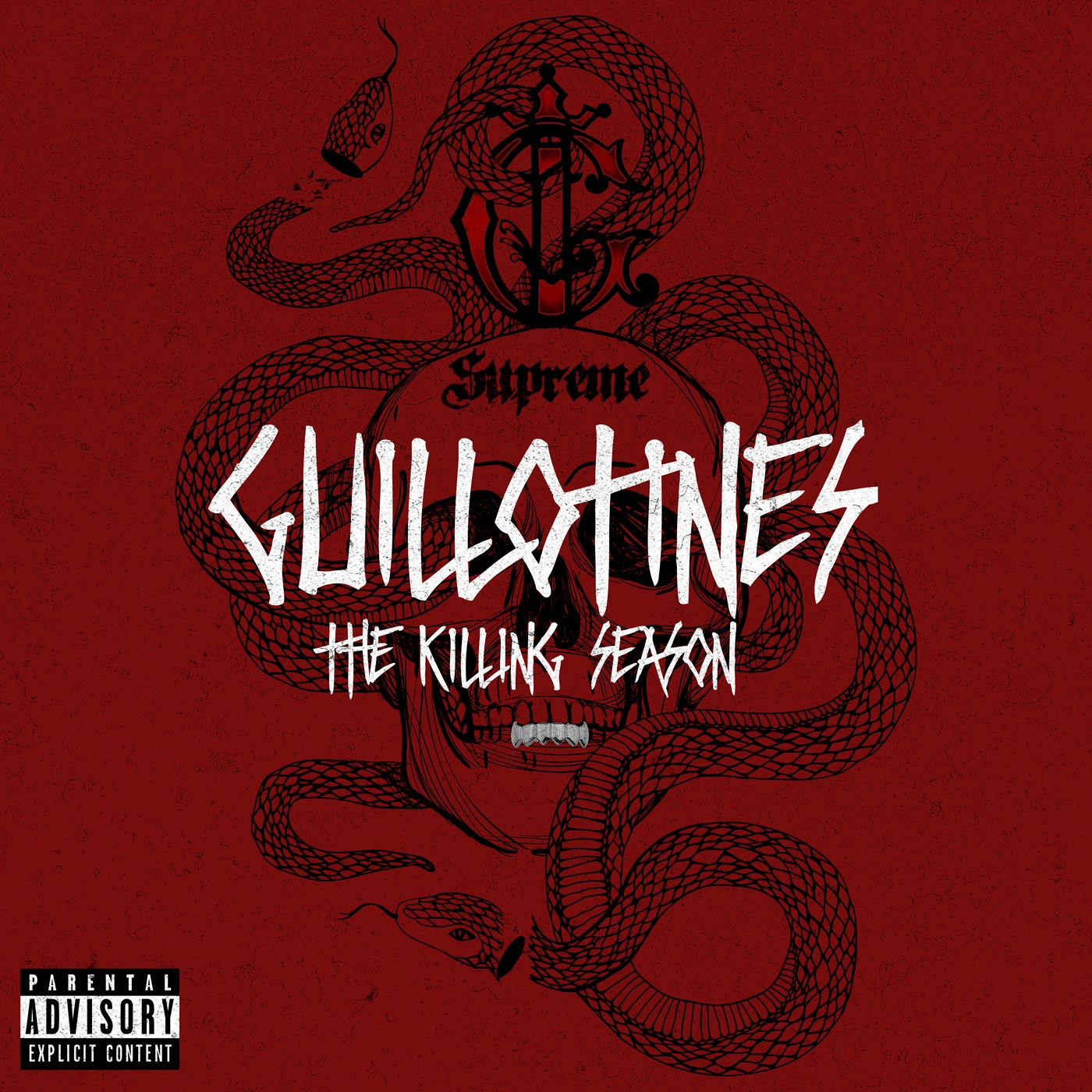 Guillotines - The Killing Season [EP] (2019)
