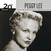 20th Century Masters The Millennium Collection The Best of Peggy Lee