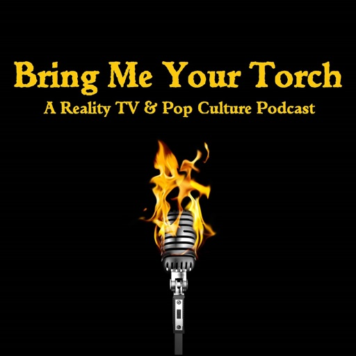 Cover image of Bring Me Your Torch
