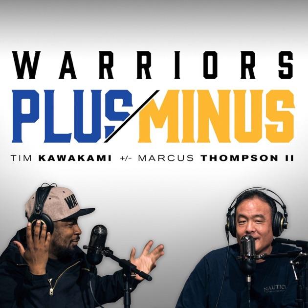 "25d027a82077 ""The Warriors Plus Minus"" von Tim Kawakami   Marcus Thompson auf ..."