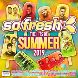 So Fresh: The Hits of Summer 2019 by Various Artists on iTunes