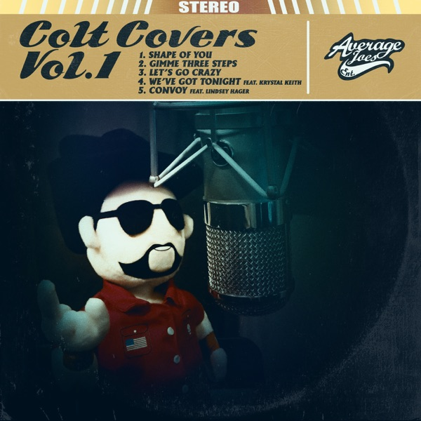 Colt Covers, Vol. 1 - EP