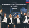 The Three Tenors in Concert - José Carreras, Luciano Pavarotti & Plácido Domingo