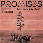 Promises - Calvin Harris, Sam Smith Cover Art