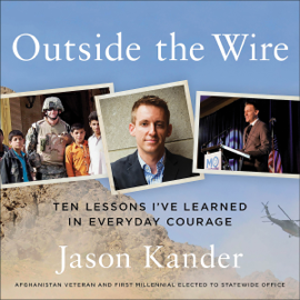 Outside the Wire (Unabridged) audiobook