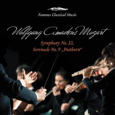 Mozart: Symphony No  33 & Serenade No  9
