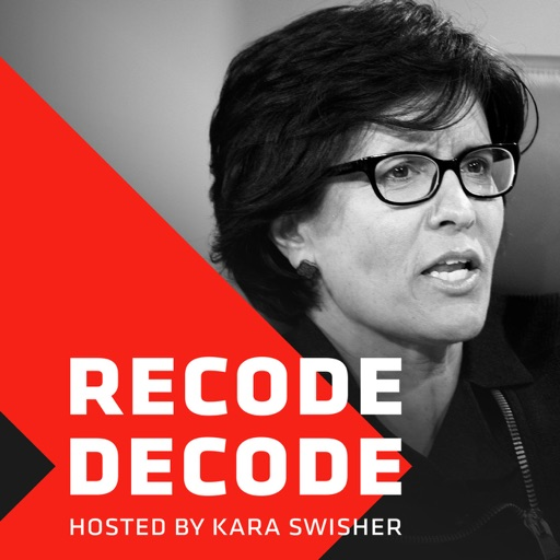 Cover image of Recode Decode, hosted by Kara Swisher