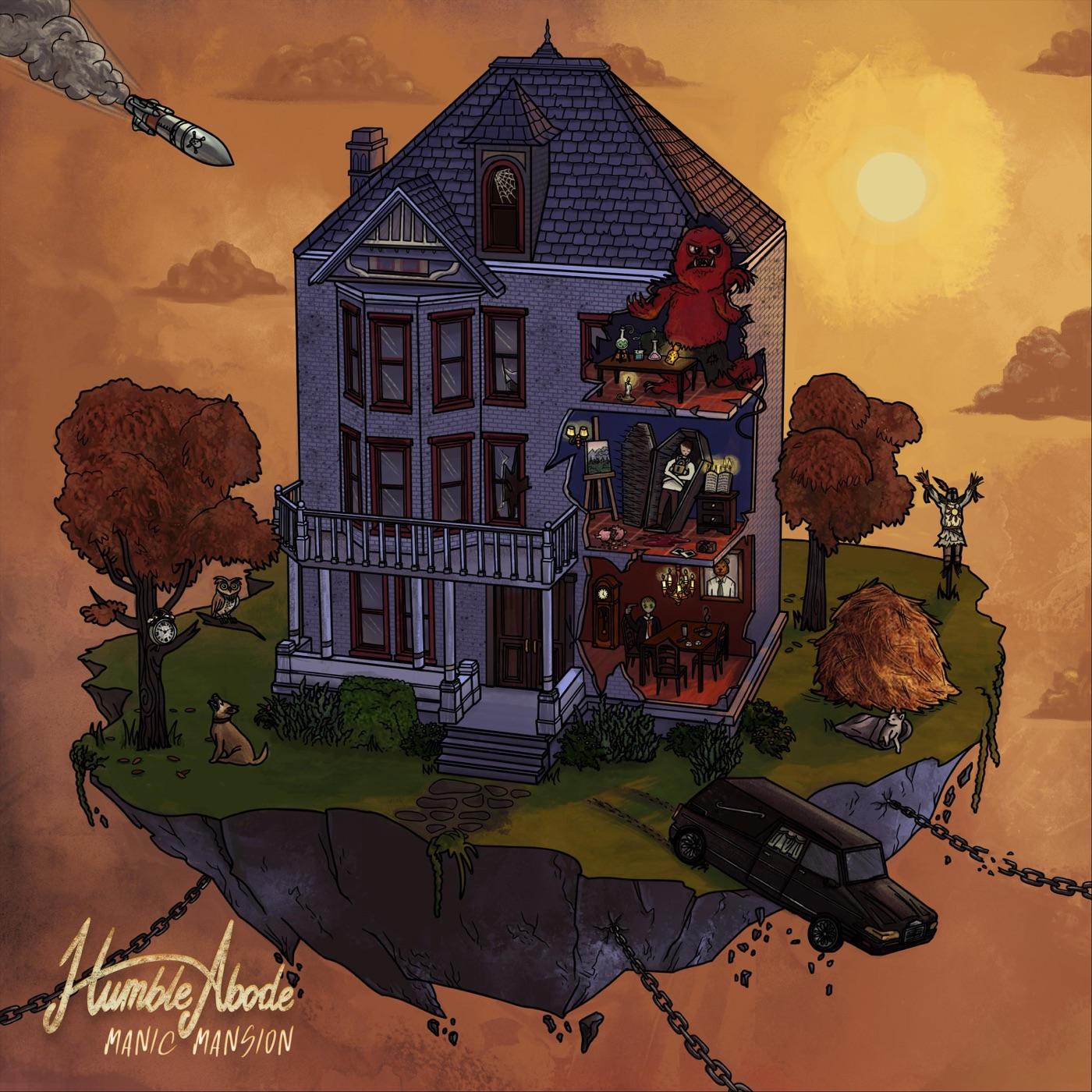 Humble Abode - Manic Mansion [EP] (2019)