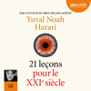 Yuval Noah Harari - 21 leçons pour le XXIe siècle artwork