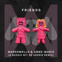 Marshmello & Anne-Marie - FRIENDS (A Boogie wit da Hoodie Remix) - Single