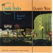Charlie Haden ~ Quartet West - Moonlight Serenade