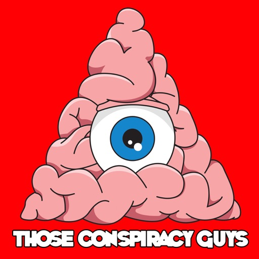 Cover image of Those Conspiracy Guys