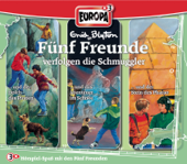 3er Box, Vol. 15: Fünf Freunde verfolgen die Schmuggler