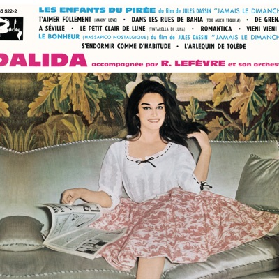 Les enfants du Pirée, Vol. 7 - Dalida