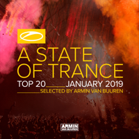 Armin van Buuren - A State of Trance Top 20: January 2019 artwork