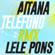TELÉFONO (Remix) - Aitana & Lele Pons