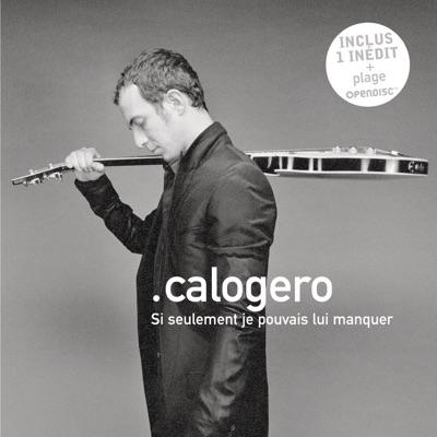 Si seulement je pouvais lui manquer - Single - Calogero