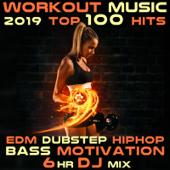 Workout Music 2019 Top 100 Hits EDM Dubstep Hip Hop Bass Motivation 6 Hr DJ Mix