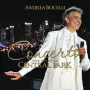 Time to Say Goodbye (Con te partirò) [feat. Ana Maria Martinez] [Live at Central Park, New York - 2011] - Andrea Bocelli, Alan Gilbert & New York Philharmonic - Andrea Bocelli, Alan Gilbert & New York Philharmonic