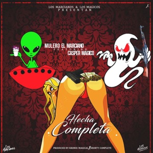 Hecha Completa (feat. Casper Magico) - Single Mp3 Download