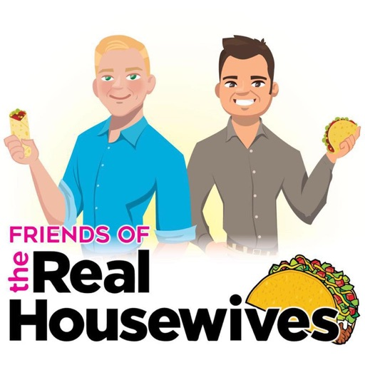Cover image of Friends of the Real Housewives