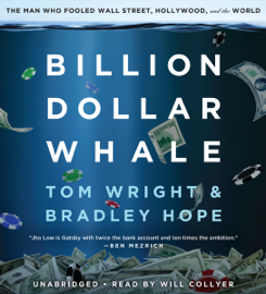 Billion Dollar Whale audiobook