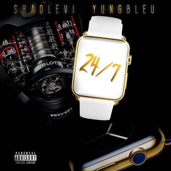 24/7 (feat. Yung Bleu) - Single
