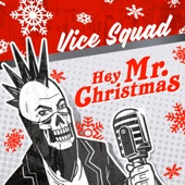 Hey Mr Christmas artwork