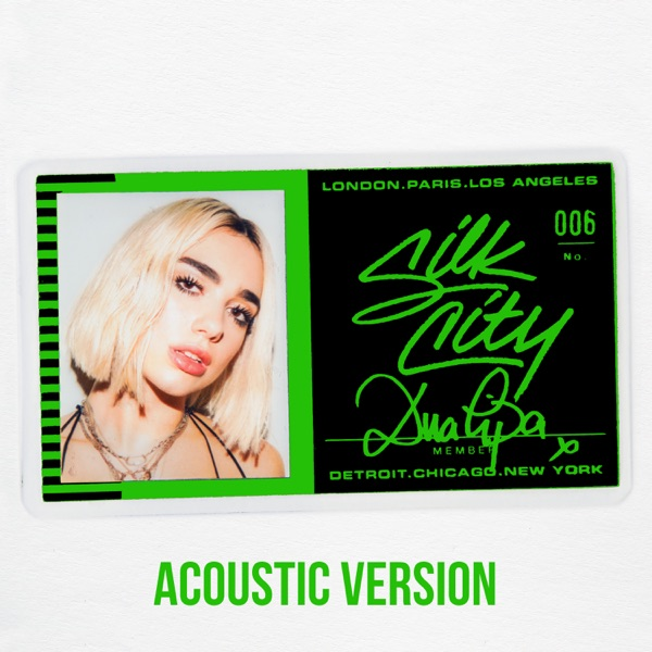 Electricity (feat. Dua Lipa) [Acoustic] - Single