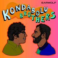 Podcast cover art for Kondabolu Brothers