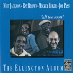 Milt Jackson, Ray Brown, Mickey Roker & Joe Pass - Caravan