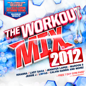 Various Artists - The Workout Mix 2012