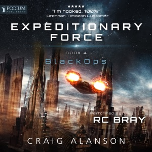 Black Ops: Expeditionary Force, Book 4 (Unabridged) - Craig Alanson audiobook, mp3