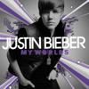 Justin Bieber - Love Me artwork