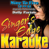 Nine To Five (9 to 5) [Originally Performed By Dolly Parton] [Instrumental]