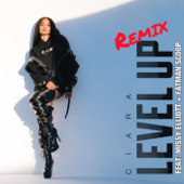 Level Up (Remix) [feat. Missy Elliott & Fatman Scoop]-Ciara