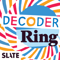 Podcast cover art for Decoder Ring
