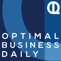 Podcast cover art for Optimal Business Daily