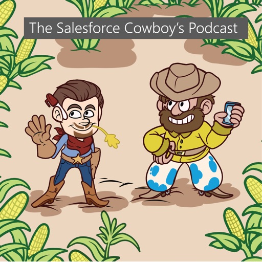 Cover image of The Salesforce Cowboys