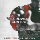Crowd Control (Radio Edit) - Single