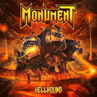 Monument - Hellhound artwork