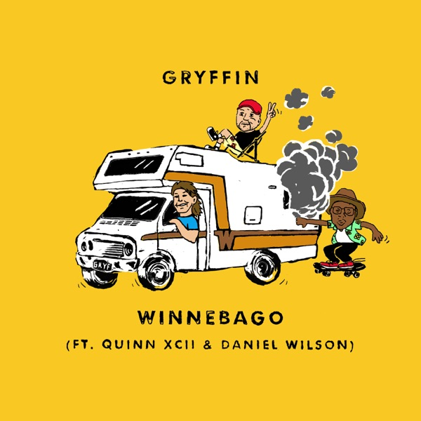 Winnebago (feat. Quinn XCII & Daniel Wilson) - Single
